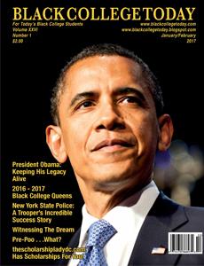 President Barack Obama Magazine Cover