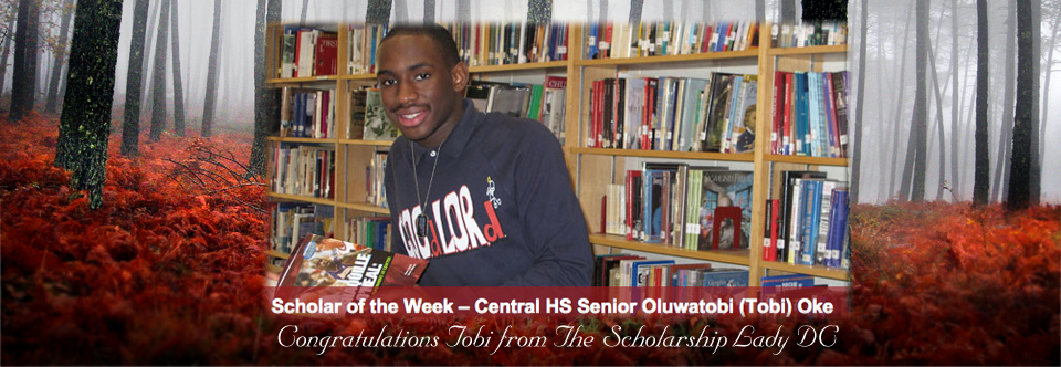 Scholar of the Week