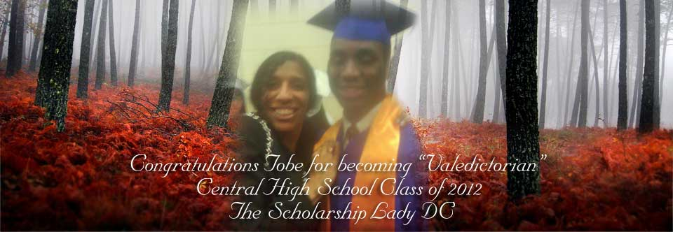 Tobe – Central High School Valedictorian 2012